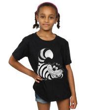 Camiseta de niña de 2 a 16 años Disney color principal negro