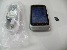 HTC Wildfire S - White (VIRGIN MOBILE) SmartphoneGrade A FREE BUNDLE/SHIP