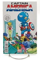 Captain America #1 Skottie Young Baby Variant January 2013 Vol 7 Marvel Comics