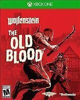 Wolfenstein: The Old Blood (Microsoft Xbox One, 2015) NEW