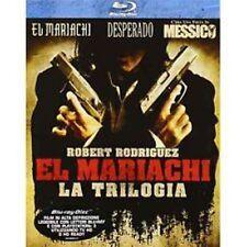 Blu Ray EL MARIACHI *** La Trilogia (Box 3 Blu-Ray) Contenuti ***.....NUOVO