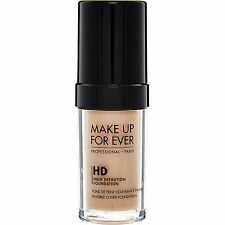 MAKE UP FOR EVER HIGH DEFINITION FOUNDATION 30ML N125 Y315 HD SAND RRP £29.00