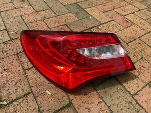 2011-2014 Chrysler 200 Driver Side Left Taillight Tail Light