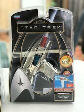 """Star Trek the movie """"STARFLEET PHASER"""" w/ light & sound (2009) NEW!"""