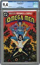 Omega Men #3 CGC 9.4 1983 0316915018 1st app. Lobo