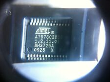 AT97SC3203-X5A30 - ATMEL- 500 PCS LOT, Microcontrollers IC, SM, TSSOP28, 8-bit.
