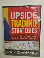 *RARE* UPSIDE TRADING STRATEGIES Using Options for High Profits by Andy Chambers