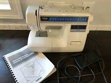 BROTHER XL- 3100 sewing machine With Manual WORKING