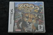 Zoo Tycoon 2 Nintendo DS New Sealed Italian