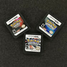 Hot 1/3/5PCS Pokemon Game CARDS Platinum Emerald US Version For GBM/GBA/3DS Lite
