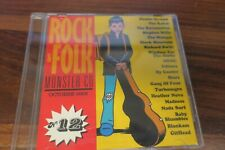 ROCK & FOLK  MONSTER CD  N° 12  -  OCTOBRE 2005     -- CD