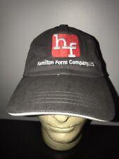 HAMILTON FORM COMPANY Trucker Hat Baseball Cap Vintage Lid