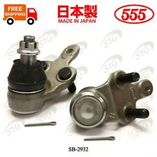2 555 Front Lower Ball Joints for Toyota Sienna 98-03 Japan made SB-2932