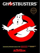 GhostBusters NES Video Game High Quality Metal Magnet 3 x 4 inches 9175