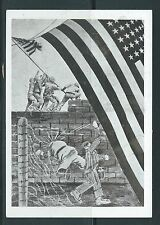 1946 Linz Austria Mauthausen Concentration Camp Postcard Cover Liberation by USA