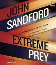 EXTREME PREY unabridged audio book on CD by JOHN SANDFORD