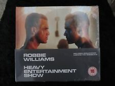 Robbie Williams - The Heavy Entertainment Show (DELUXE CD + DVD PACK - SEALED)
