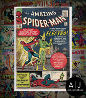 The Amazing Spider-Man #9 (Marvel) VG! HIGH RES SCANS!