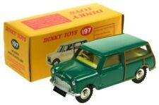 ATLAS DINKY MORRIS MINI TRAVELLER MODEL CAR - REF 197