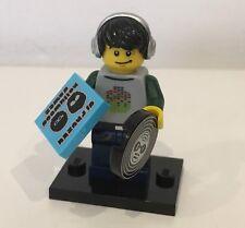 LEGO Originale Serie 8 minifigura DJ * Completo *