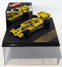 Voitures Formule 1 miniatures jaunes moulé sous pression 1:43