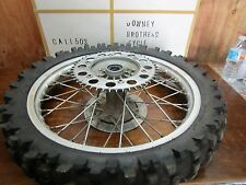 YZ 125 YAMAHA  *1997 YZ 125 1997 EXCEL REAR WHEEL