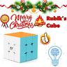3X3 Magic Cube Smooth Fast Speed Rubix Rubiks Puzzle Kids Creative Gifts XMAS US
