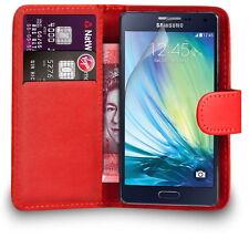 Cuero Cartera con Soporte Funda Tipo Libro para Samsung Galaxy S6 Edge