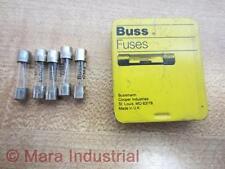Bussmann GMA-10A Fuse 10A 125V  GMA10A (Pack of 5)