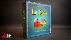 La Boca 2013 Kosmos Board Game