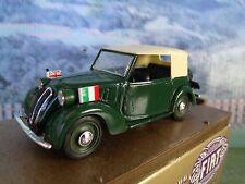 1/43 Brumm (Italy)  Fiat 508C cabriolet 1100 1937-39 #r86
