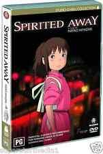 Hayao Miyazaki SPIRITED AWAY : NEW Ghibli DVD