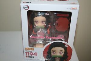 Nendoroid Demon Slayer NEZUKO KAMADO 1194 Figure NEW Authentic CV