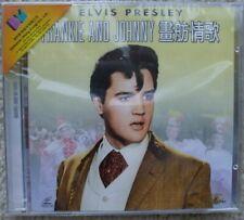 ELVIS PRESLEY - MEGA RARE Frankie & Johnny 2 VCD Hong Kong 2001 FACTORY SEALED