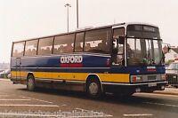 Oxford Bus Company No.122 Bus Photo