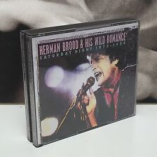 HERMAN BROOD & HIS WILD ROMANCE - SATURDAY NIGHT 1975 - 1984 2 CD FAT BOX 1992