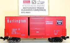 HY CUBE motorizzato track cleaning microtrains NTC N001 N 1:160 conf. orig. #