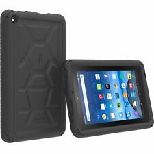For Fire HD 8 / Fire 7 Poetic Rugged Shockproof Protective Case (2015 Model)
