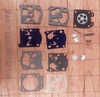 Walbro K24-WAT Carb Repair Rebuild Kit WT866 WT924 WT773 WT775 WT925 WT973 NEW