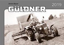 Güldner Schlepper Classic Kalender 2019    Traktor, Trecker, no Prospekt