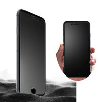 Frosted Matte Tempered Glass Screen Protect For iPhone 6 plus 7 8 X XS MAX XR