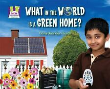 What in the World Is a Green Home? (Super Sandcastle: Going Green)