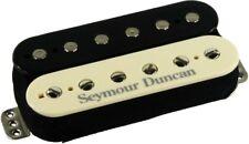 Seymour Duncan TB-5 Duncan Custom Trembucker F-Spaced PAF Bridge Pickup, Zebra