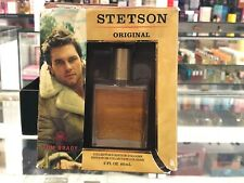 STETSON ORIGINAL COLLECTOR'S EDITION COLOGNE 60 ML (HARD TO FIND)
