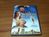 The Adventures of Baron Munchausen (DVD, 1998)
