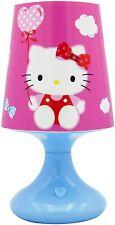 LAMPADA a LED HELLO KITTY - con Batteria e Pulsante On/Off