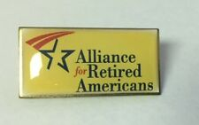 Alliance for Retired Americans Pin