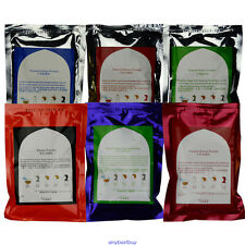 Natural Plant Henna Powder Dark Brown Colored Conditioner Hair Dye 100g