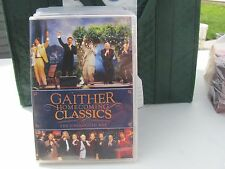 Gaithers Homecoming Classics DVD The Unclouded Day with case GREAT CONDITION