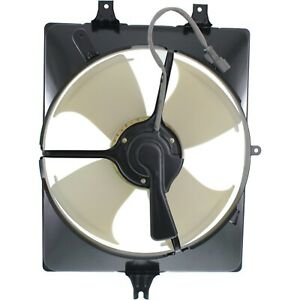 A/C Condenser Cooling Fan For 2004-2008 Acura TL Passenger Side
